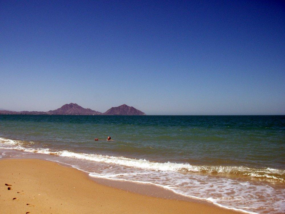 The Beach At San Felipe Baja Mexico Stock Photo | Getty Images |San Felipe Beach
